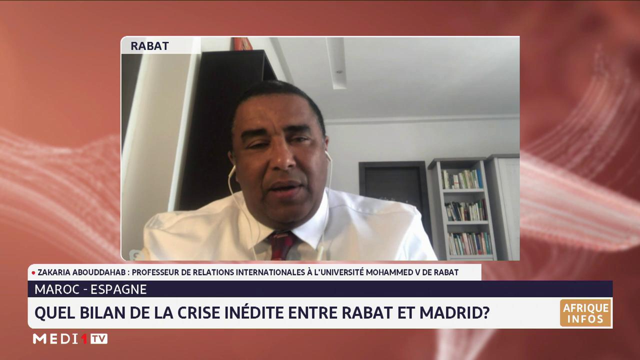 Décryptage de la crise entre Rabat et Madrid avec Zakaria Abouddahab