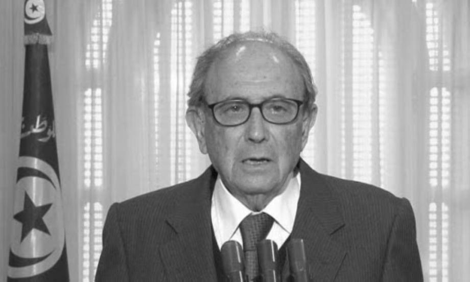 وفاة أحمد المستيري، أحد المناضلين والسياسيين المخضرمين في تونس