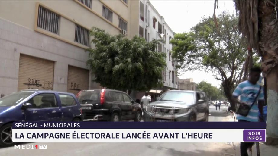La campagne électorale lancée avant l'heure au Sénégal