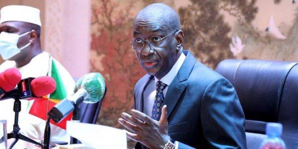 Mali : Nouveau gouvernement nommé