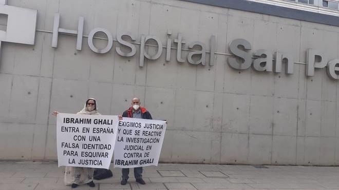 ضحايا الانفصالي غالي يطالبون القضاء الإسباني بمنعه من مغادرة البلاد دون محاكمة