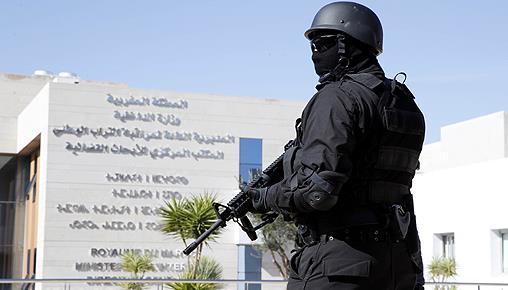 """المكتب المركزي للأبحاث القضائية: توقيف عنصرين مواليين لتنظيم """"داعش"""" ينشطان بأيت ملول وجماعة أولاد برحيل بضواحي تارودانت"""