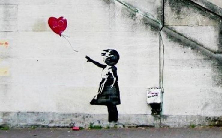 Une exposition de Banksy non autorisée