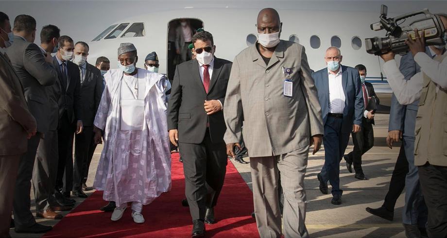 قمة دول بحيرة التشاد تنعقد الثلاثاء في نيجيريا