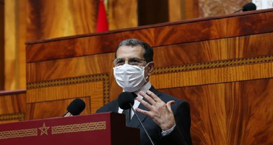 Dialogue social: le gouvernement a honoré tous ses engagements malgré les effets de la crise sanitaire assure El Otmani