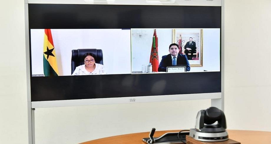 Sahara marocain: le Ghana loue les efforts du Royaume en vue de parvenir à une solution politique négociée