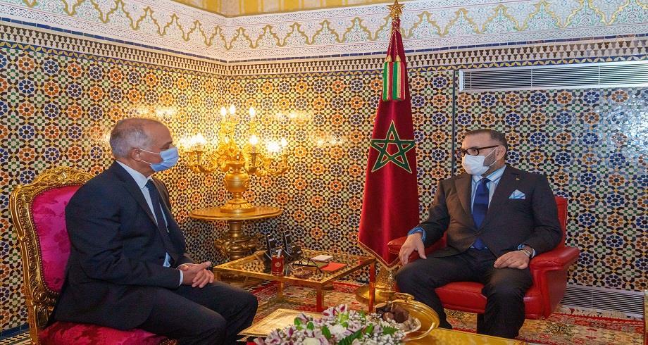 الملك محمد السادس يترأس مراسيم تقديم تقرير اللجنة الخاصة بالنموذج التنموي
