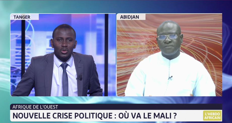 L'hebdo africain: décryptage de la nouvelle crise politique au Mali avec Bakary Sambe du Timbuktu Institute