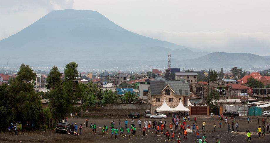 """الكونغو الديمقراطية .. إخلاء جزء من مدينة غوما بسبب بركان """"نياراغونغو"""""""
