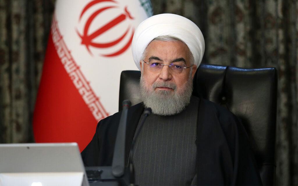 روحاني يشكو الرفض الجماعي لطلبـات المرشحين