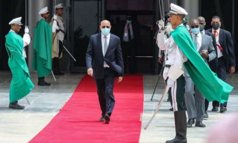 موريتانيا: تعديل حكومي جزئي