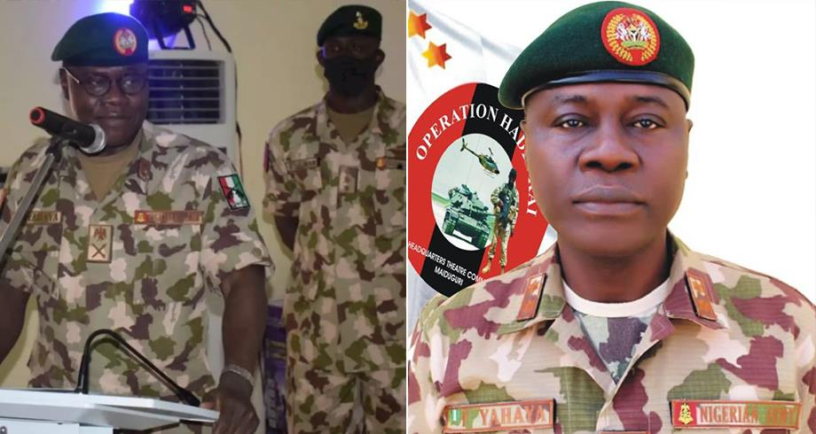 الرئيس محمد بخاري يعين قائدا جديدا للجيش في نيجيريا