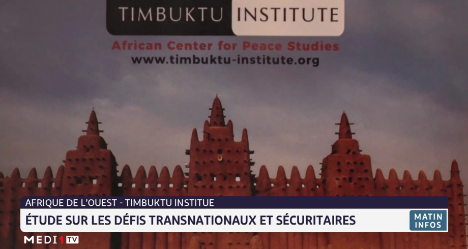 Etude sur les défis transnationaux et sécuritaires