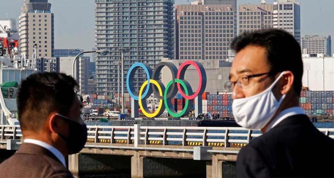 اليابان تعتزم السماح لـ10 آلاف شخص بحضور الأحداث الرياضية قبل الأولمبياد