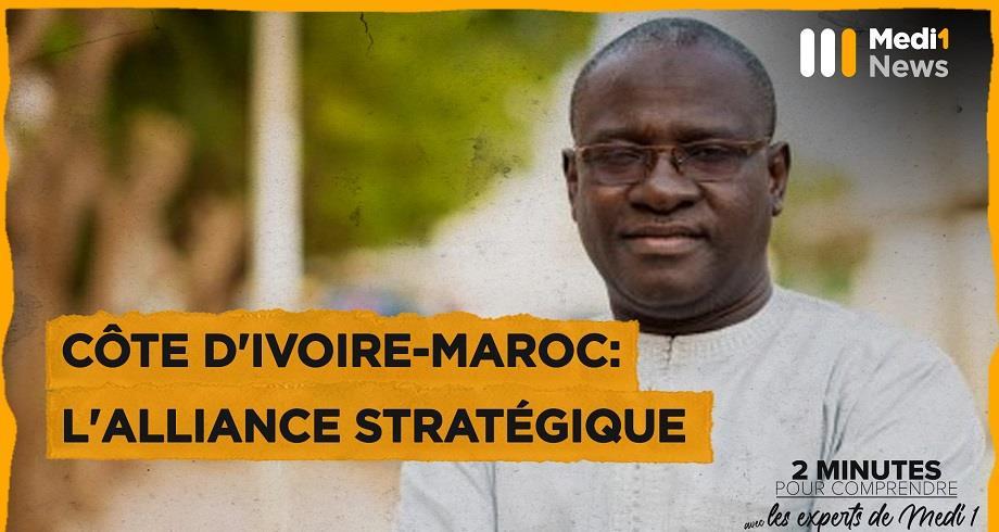 """""""Côte d'Ivoire-Maroc : l'alliance stratégique"""" par Bakary Sambe du Timbuktu Institute"""