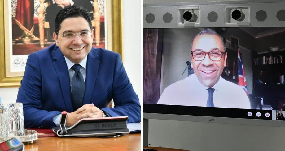 المغرب وبريطانيا .. التأكيد على أهمية أولويات خارطة طريق مشتركة لما بعد كوفيد