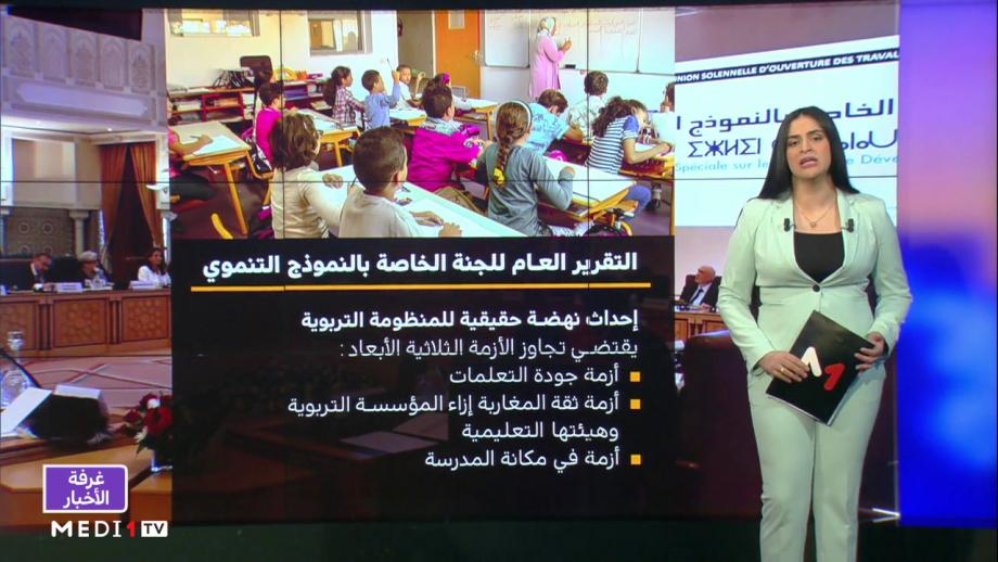 ملف .. قطاع التعليم في صلب المشروع المجتمعي للمغرب