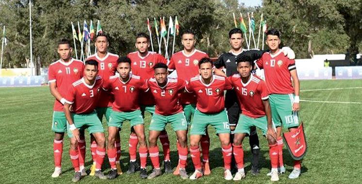 Foot/Coupe arabe des U20 : Le Maroc dans le groupe B avec Tadjikistan, les EEAU et Djibouti