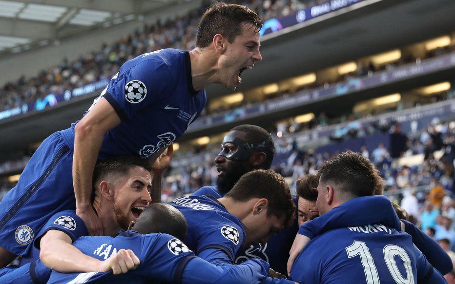 Foot: Chelsea gagne sa deuxième Ligue des champions en battant Manchester City (1-0)