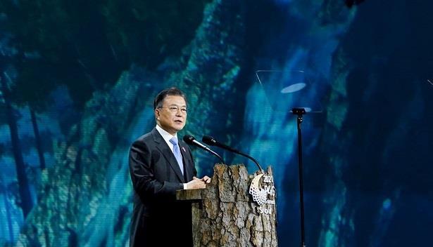 قمة سيول للمناخ .. قادة العالم يدعون إلى مشاركة دولية شاملة نحو كوكب أكثر نظافة