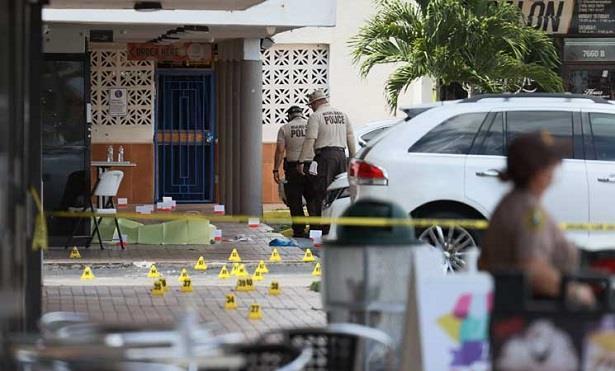 قتيلان وعشرون جريحا في إطلاق نار في ميامي بولاية فلوريدا