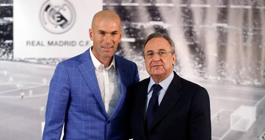 في رسالة مفتوحة .. زيدان يخرج عن صمته ويكشف أسباب رحيله عن ريال مدريد