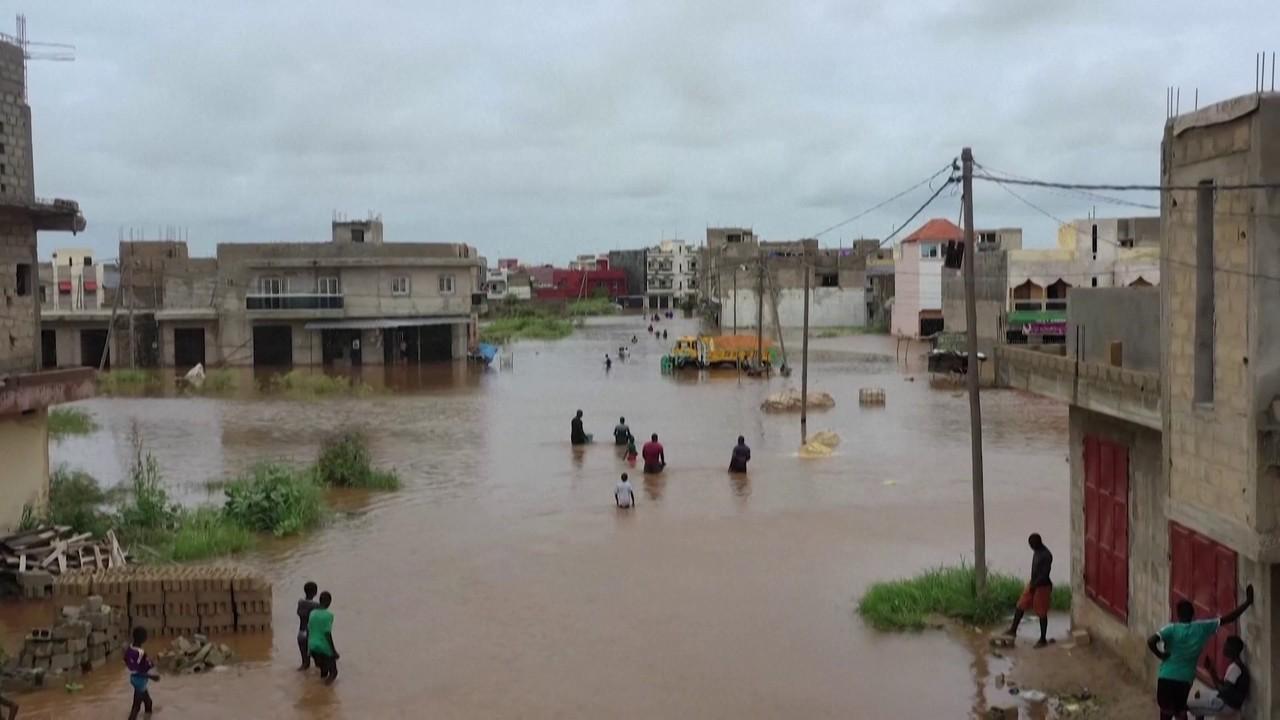 Sénégal : 155 millions USD de la BM pour la lutte contre les inondations à Dakar