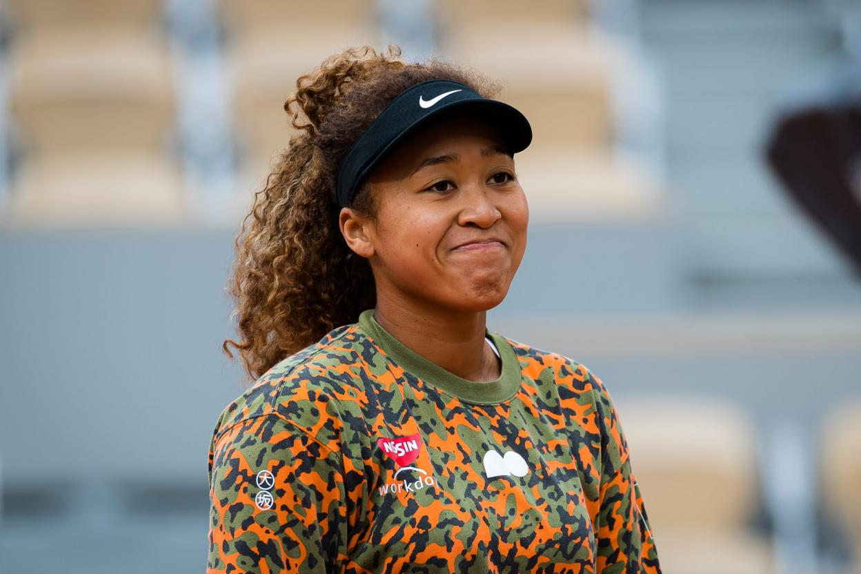 Roland-Garros: La Japonaise Naomi Osaka annonce son retrait
