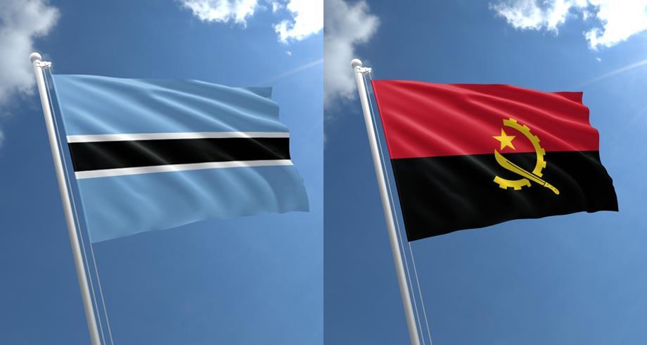 L'Angola et le Botswana décident de renforcer leur coopération
