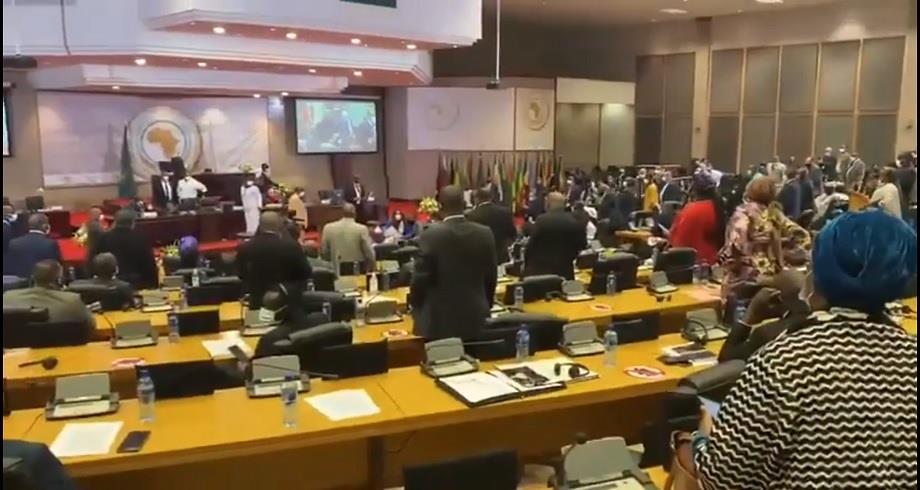 Les afro-députés n'arrivent pas à élire le Bureau du PAP