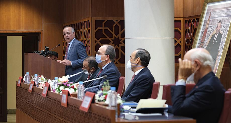 Parlement: Benmoussa présente les grandes lignes du rapport général sur le NMD