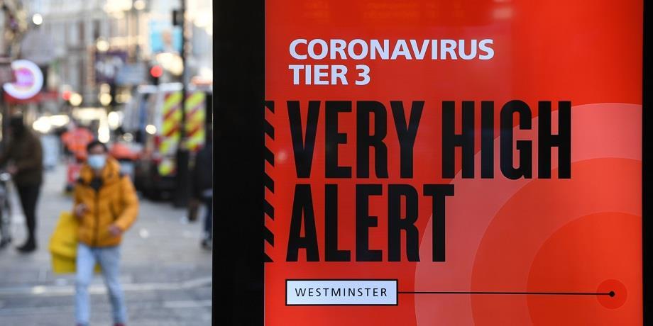 Pandémie : le Royaume-Uni ne recense aucun mort en 24h pour la première fois depuis juillet 2020