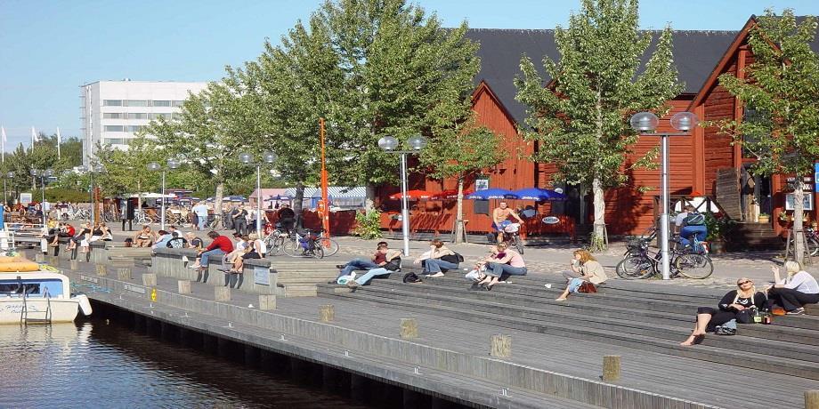 La ville finlandaise d'Oulou capitale européenne de la culture 2026
