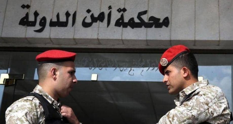 """إحالة متهمين رئيسيين اثنين في قضية """" زعزعة أمن واستقرار """" الأردن إلى محكمة أمن الدولة"""