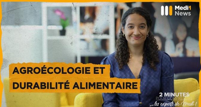 """""""Agroécologie et durabilité alimentaire"""" par Yousra Abourabi de l'UIR"""