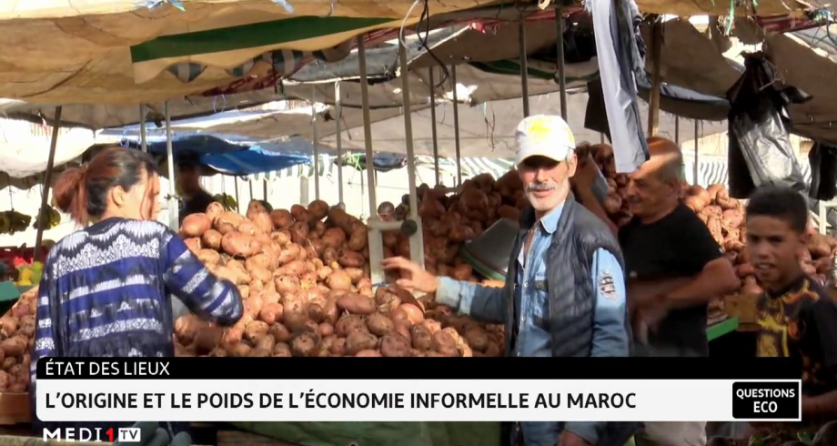 L'origine et le poids de l'économie informelle au Maroc