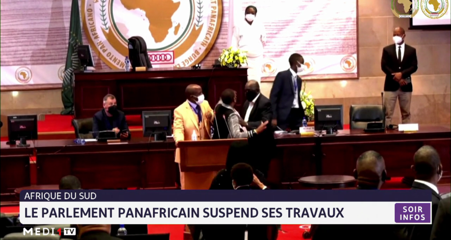Le Parlement panafricain suspend ses travaux
