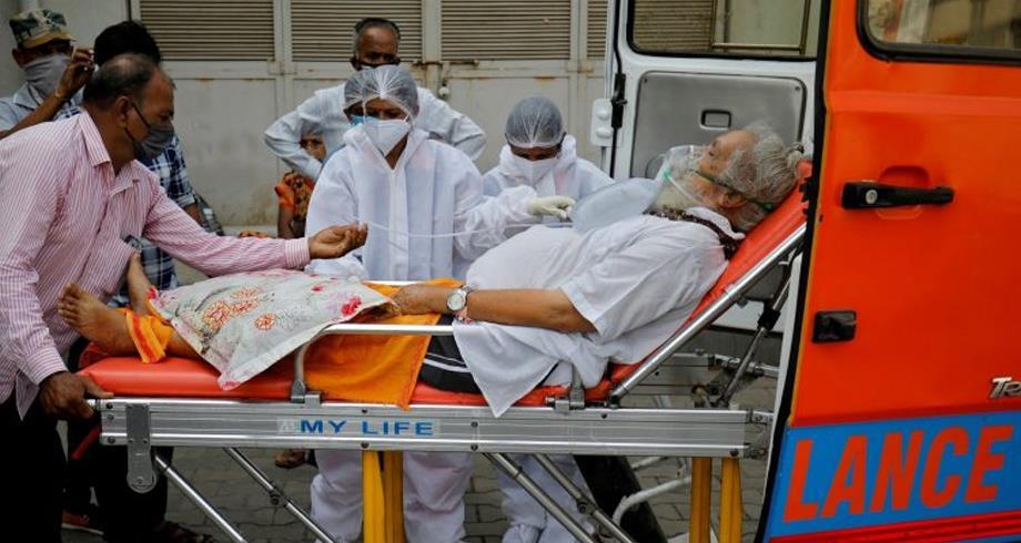 وفاة ما يقرب من 600 طبيب في الموجة الثانية لكوفيد-19 في الهند
