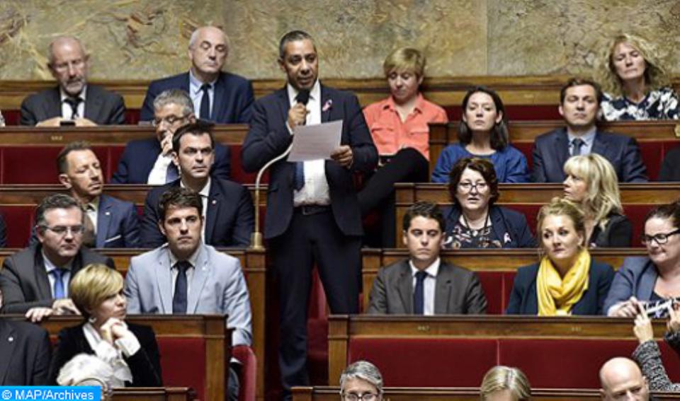 """Le Maroc, partenaire """"incontournable"""" en matière de migration et de sécurité (Groupe d'amitié à l'Assemblée nationale)"""
