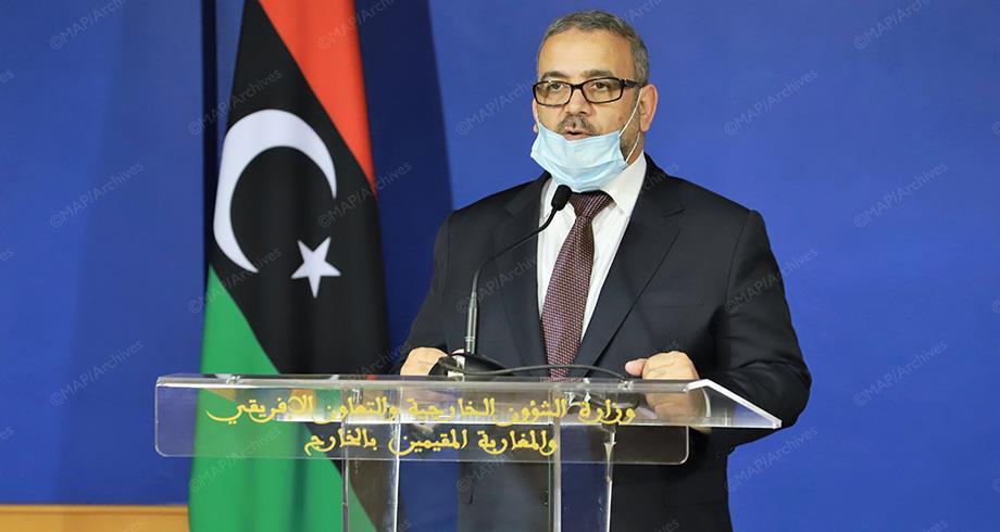 خالد المشري: المغرب كان رافدا قويا في كل محطات تسوية الأزمة الليبية