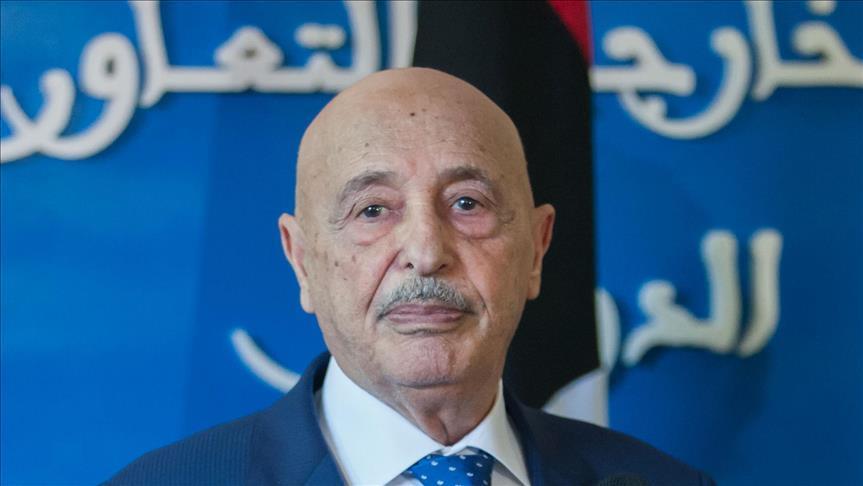 Aguila Salah détaille à Rabat les derniers développements de la situation en Libye
