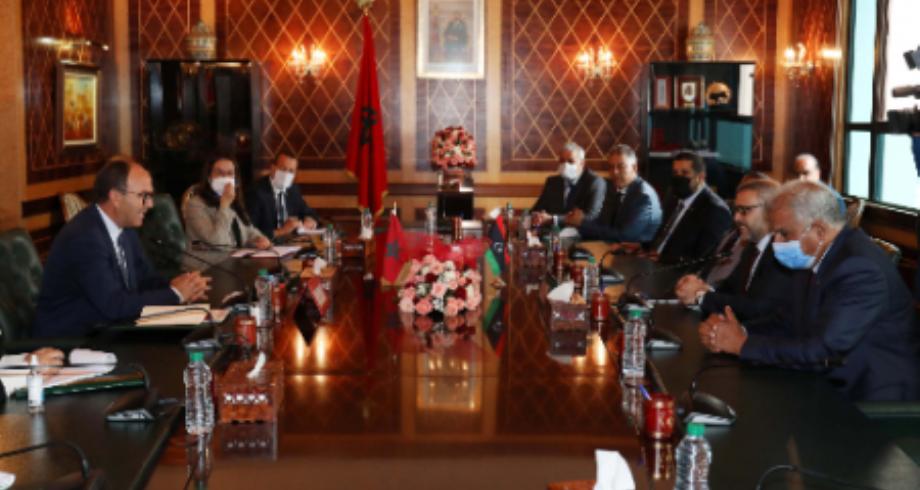 بن شماش يؤكد الموقف الثابت للمملكة المغربية الداعم للحوار الليبي-الليبي