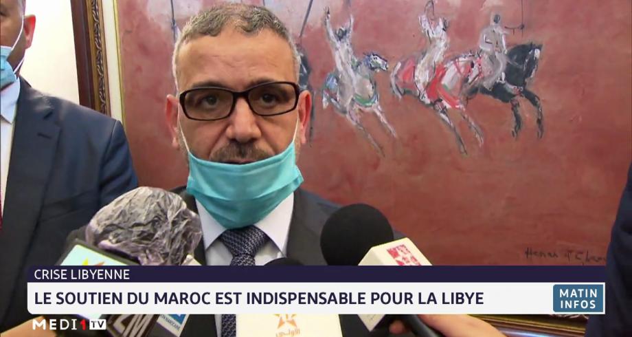 Khalid Al Mechri: le soutien du Maroc est indispensable pour la Libye