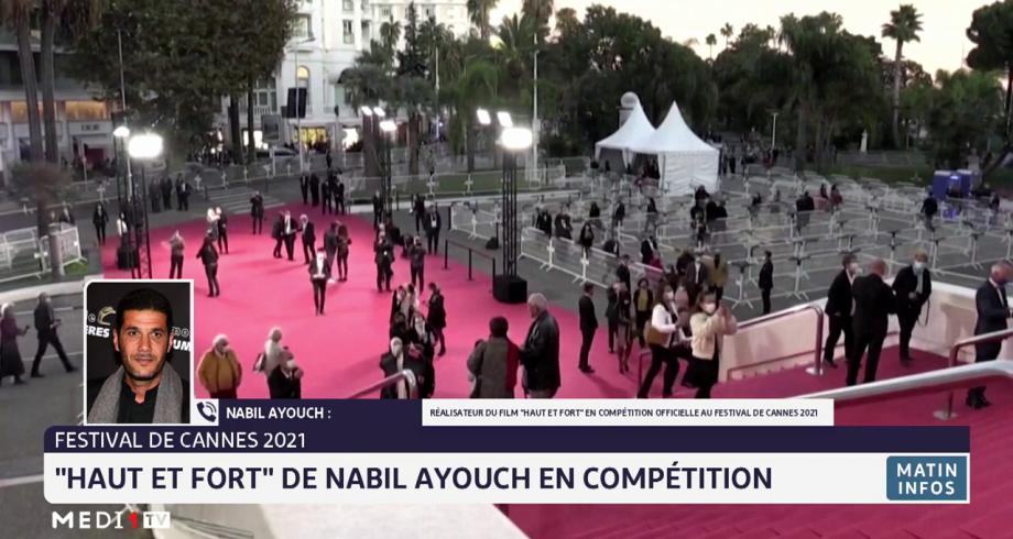 """Festival de Cannes: """"Haut et fort"""" de Nabil Ayouch dans la sélection officielle"""