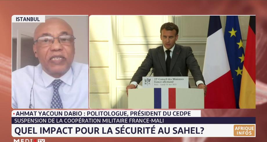 Suspension de la coopération militaire France-Mali. Analyse de Ahmat Yacoub Dabio