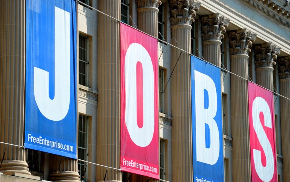 559 ألف وظيفة جديدة في الولايات المتحدة خلال شهر ماي الماضي