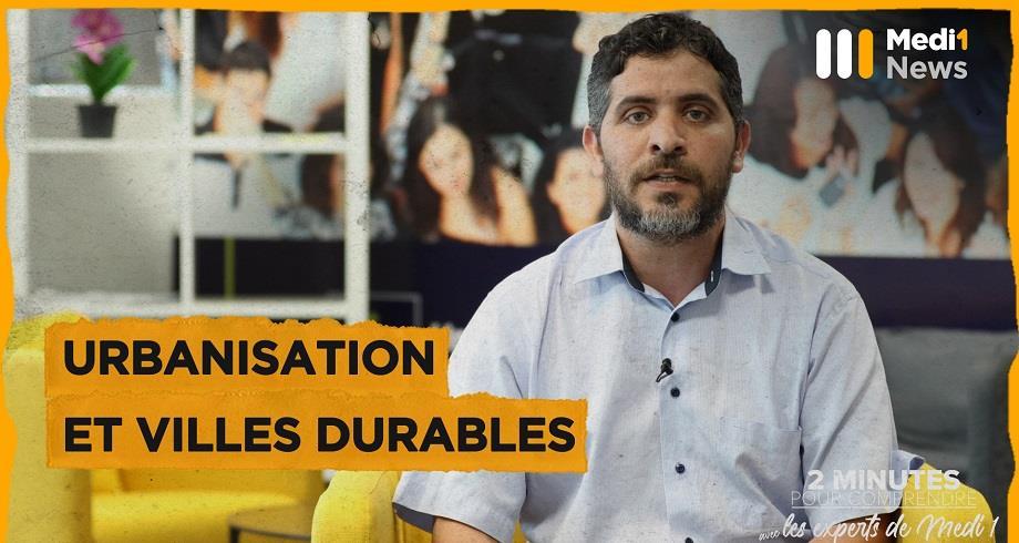 """""""Urbanisation et villes durables"""" par Mohsine Bouya de l'UIR"""