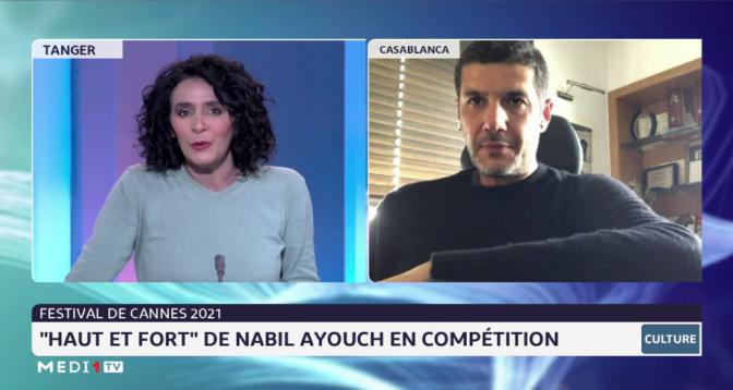 Chronique culturelle du 04-06-21: entretien avec le réalisateur Nabil Ayouch