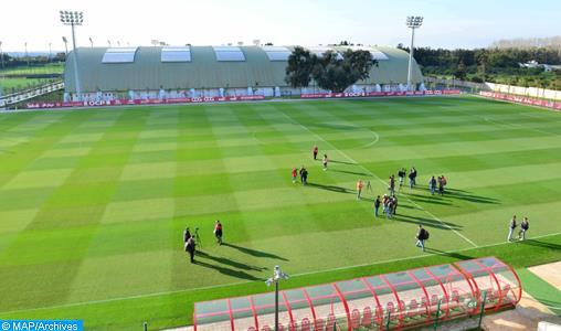 Football : La sélection nationale B en stage à Maâmora jusqu'au 14 juin