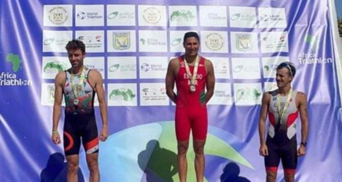 البطولة العربية للترياثلون .. المغرب يحرز ست ميداليات منها ثلاث ذهبيات